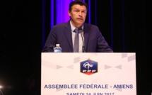 FFF - Hubert FOURNIER, nouveau DTN se projette sur 2019