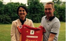 #D1F - Grégory MLEKO nouvel entraîneur du RODEZ AF