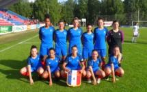 U16 - NORDIC CUP : la FRANCE en finale