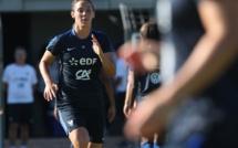 Bleues - Les 23 pour l'EURO : MAJRI forfait, LE BIHAN la supplée