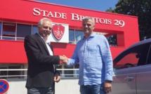 #D2F - Le Stade Brestois a son nouvel entraîneur