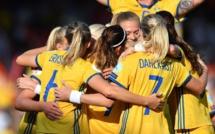 #WEURO2017 - Groupe B : La SUEDE prend une option pour les quarts