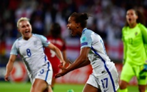 #WEURO2017 - Groupe D : L'ANGLETERRE bis s'impose face au PORTUGAL