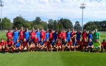 U19 - Une défaite pour une dernière revue d'effectif