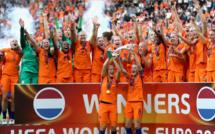 #WEURO2017 - Les PAYS-BAS décrochent un titre mérité