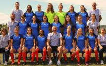 U19 - Les Bleuettes débutent l'Euro face aux PAYS-BAS