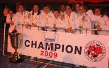 Championnat du Monde de Police de futsal : l'équipe de France police encore championne