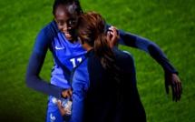 Bleues - La FRANCE dispose de l'ESPAGNE