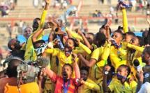 COSAFA CUP - L'AFRIQUE DU SUD s'impose