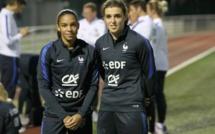 Bleues - CASCARINO et LAUNAY, deux nouveaux visages (FFF TV)