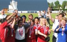 Coupe Nationale U15F à 9 : l'organisation de l'édition 2010