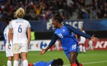 Bleues - Les réactions des joueuses après FRANCE - ANGLETERRE
