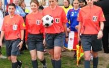 8 arbitres françaises internationales pour 2010