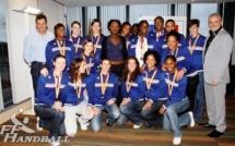 Handball : la parité récompensée