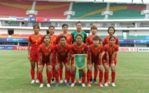 Coupe du Monde U20 2018 - La CHINE sera du voyage