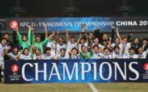 Coupe d'Asie U19 - Le JAPON conserve le titre face à la COREE DU NORD