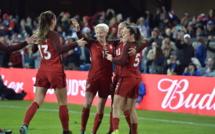 International - Les USA terminent 2017 sur une victoire face au CANADA