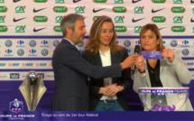Coupe de France - Tirage au sort du 1er tour fédéral : ST MALO - LORIENT à l'affiche