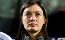 """Bleues - Corinne DIACRE : """"On n'a rien montré"""""""