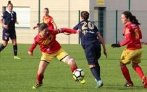 #D2F - Claire GERMAIN (Le Mans FC) : « On devra imposer notre jeu »