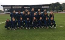 U17 - La sélection pour les deux matchs en janvier