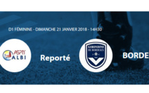 #D1F - ALBI - BORDEAUX à nouveau reporté