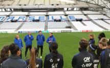 Bleues - La FRANCE entre face à l'ITALIE dans le vif du sujet