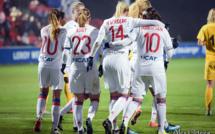 Ligue des Champions - Les jours et des horaires des quarts de finale de l'OL et Montpellier