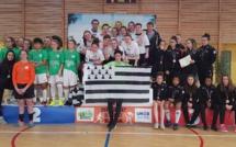 UNSS - Championnat de France futsal Excellence : PONTIVY champion