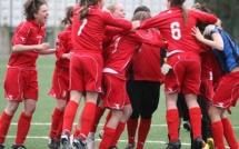 Le Standard Fémina de Liège prend de l'avance