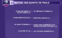 Coupe de France - Tirage au sort : les D1 à l'extérieur