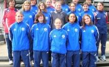 Coupe Nationale U15F : résultats du groupe B