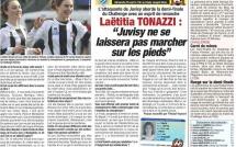 """Tonazzi : """"Juvisy ne se laissera pas marcher sur les pieds"""" (Foot Hebdo)"""