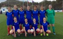 U19 - La FRANCE remporte son premier match à La MANGA