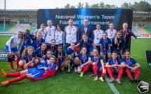 #TurkishWomensCup - La FRANCE remporte le tournoi