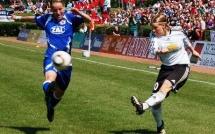 Francfort inflige à Potsdam sa première défaite de la saison