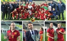 #CyprusWomensCup - L'ESPAGNE s'impose à Chypre