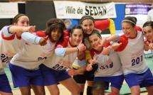 Championnat de France futsal cadettes/juniores UNSS : Le Mans Sud champion
