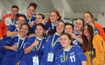 Scolaire (Championnat du monde futsal) - PONTIVY termine sur le podium