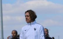 """U17 (Tour Elite) - Sandrine SOUBEYRAND : """"6-0, c'est bien pour la confiance"""""""