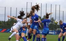 U17 (Tour Elite) - Menée à deux reprises, la FRANCE accroche la FINLANDE