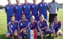 Nouveau revers face à l'Allemagne U16