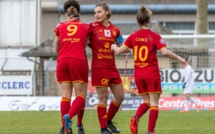 Coupe de France - Manon GUITARD (Rodez AF) : «On n'a pas à rougir de notre prestation »
