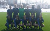 U19 (Tour Elite) - La FRANCE s'impose 6-0 devant l'AZERBAIDJAN