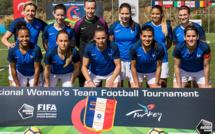 France B/U23 - L'ITALIE pour débuter à La Manga