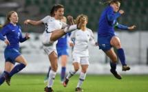 U19 (Tour Elite) - La FRANCE prend les devants face à la FINLANDE