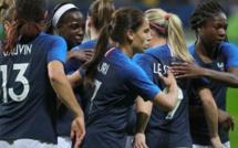 Bleues - FRANCE - NIGERIA, le résumé vidéo