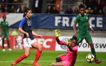 """Bleues - Réactions des joueuses : Valérie GAUVIN : """"Cela me libère un peu plus"""""""
