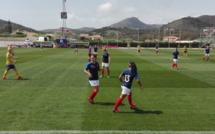 France B/U23 - Nouvelle victoire face à la SUEDE