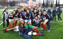 U19 (Tour Elite) - Les Bleuettes décrochent leur place en phase finale
